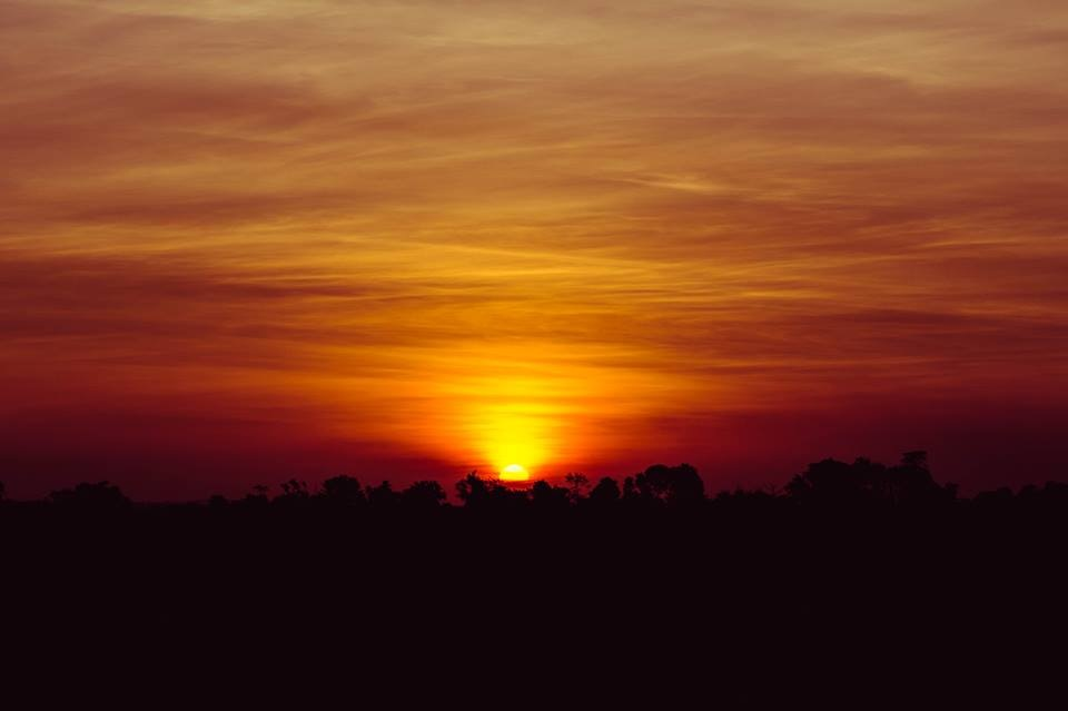 Sunset by Ruana Lins