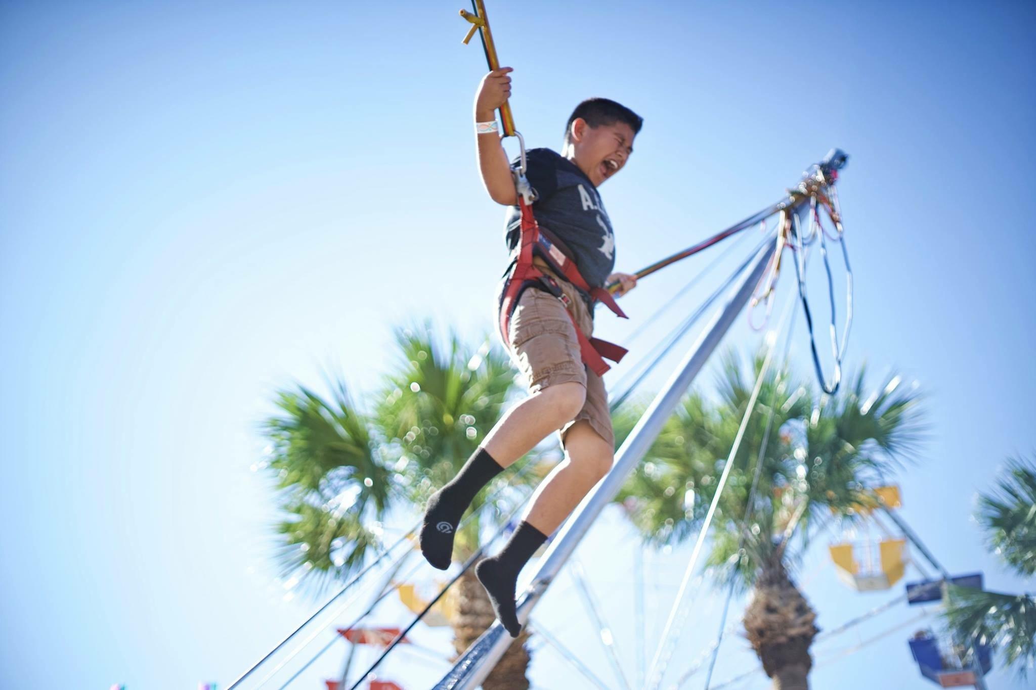 Flying high by John Velasquez