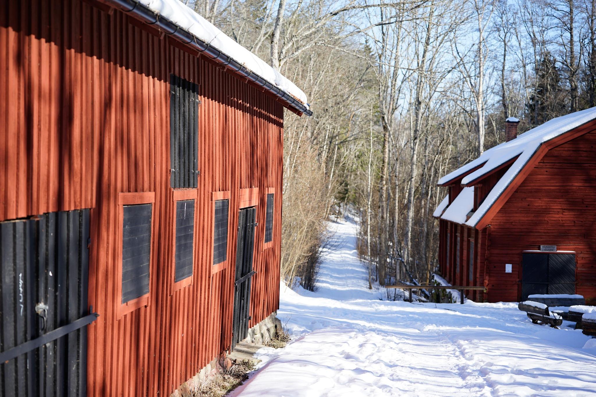 Kvarnbo Mill  by Scott Davies