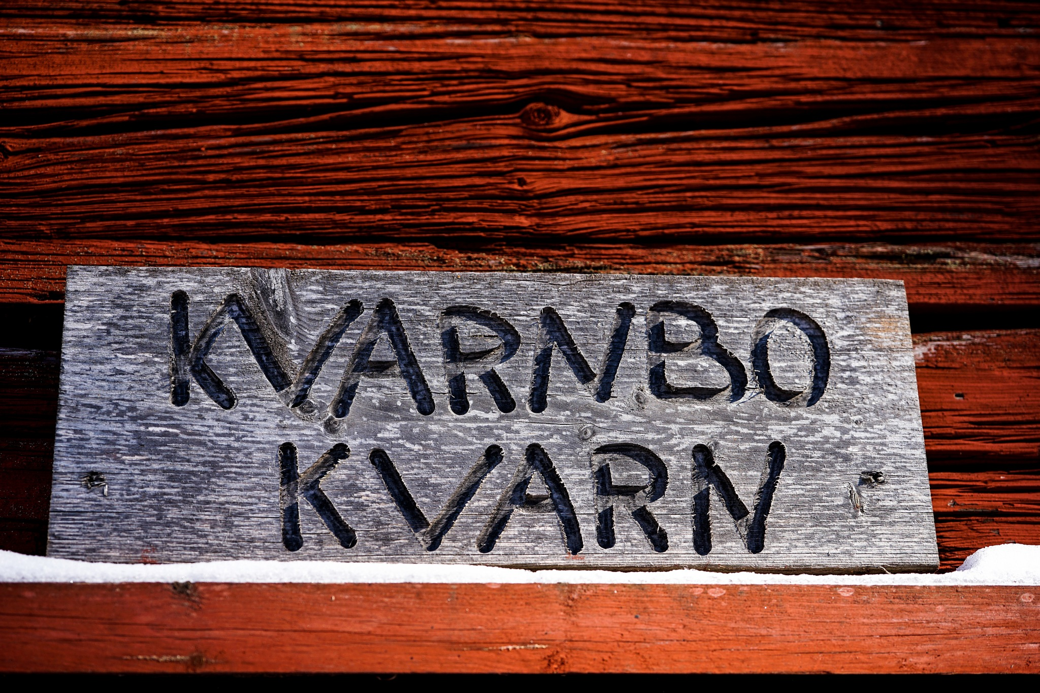 Kvarnbo Kvarn  by Scott Davies