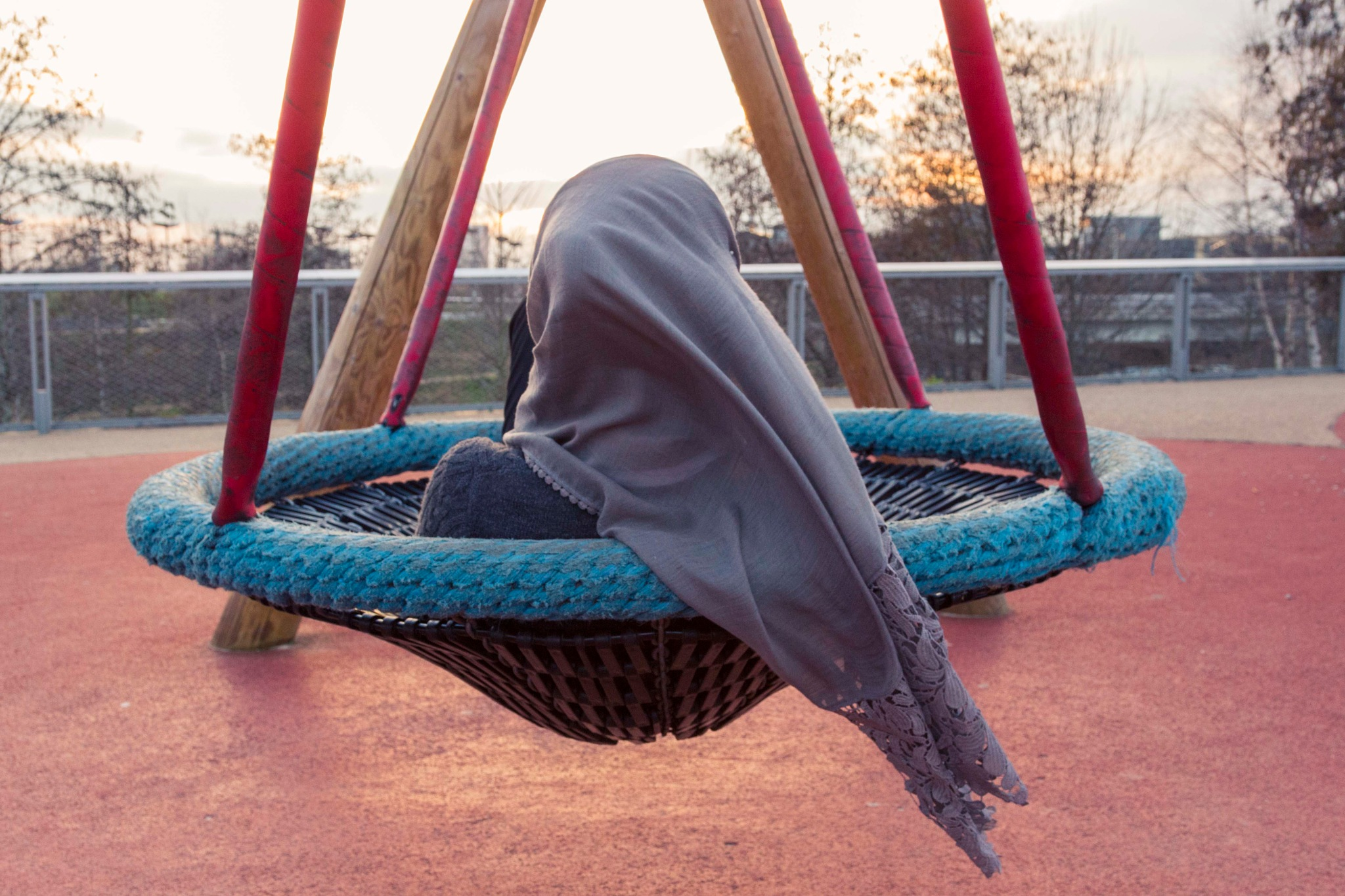 swing. by Inayah Ahmed