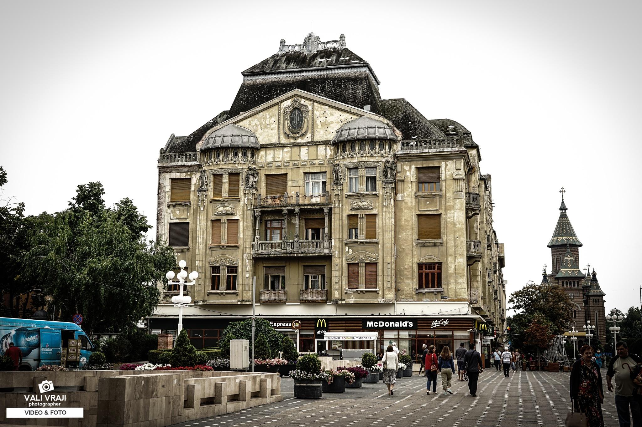Timisoara - Romania by Vali Vrăji