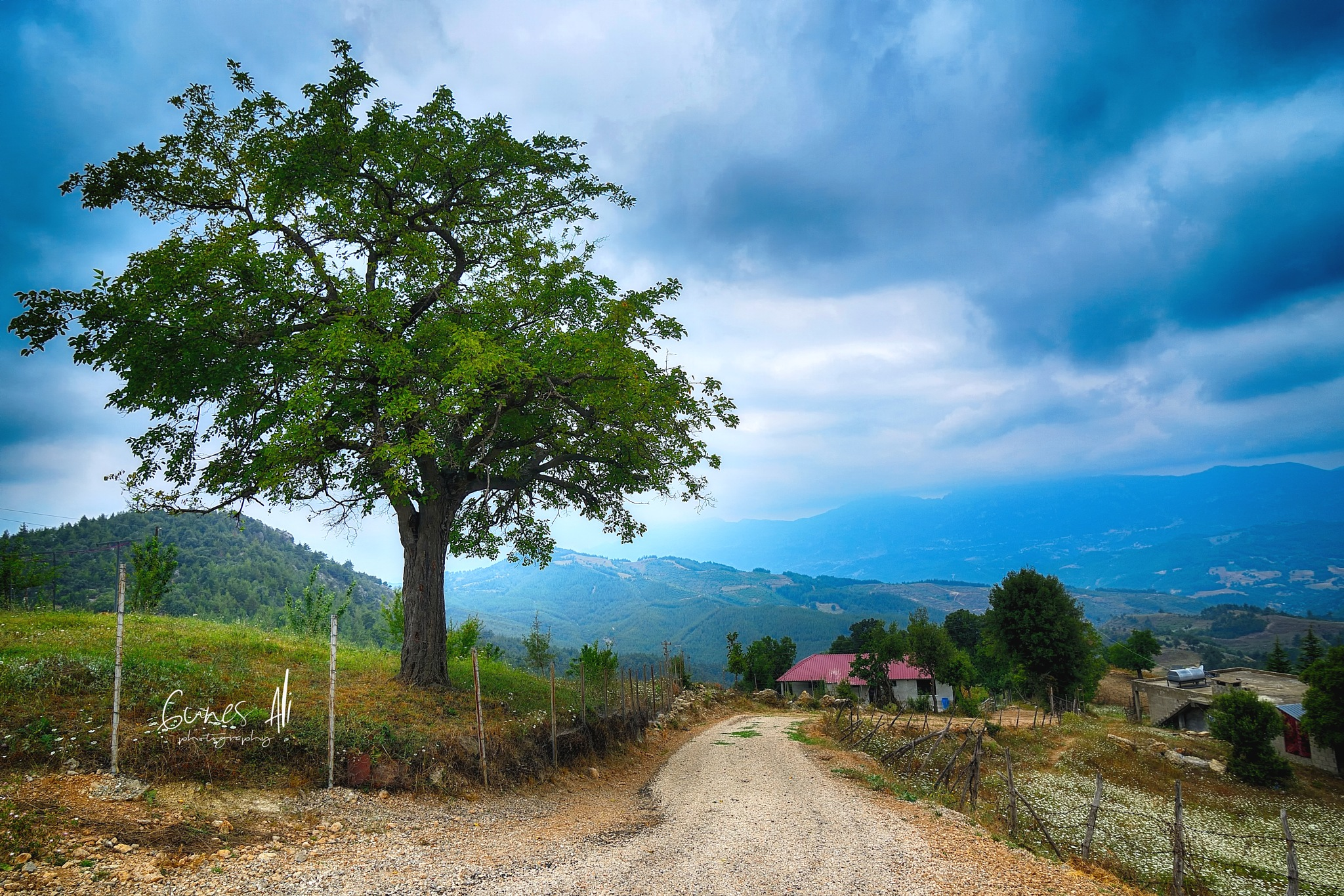tokmanaklı köyü/feke by gunesali.photography