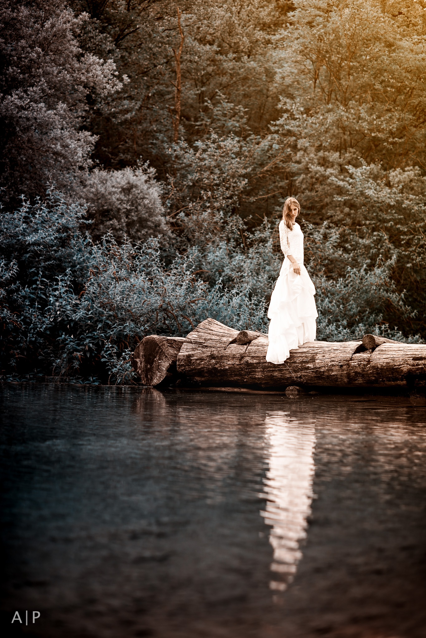 Alone by Andrea Pi