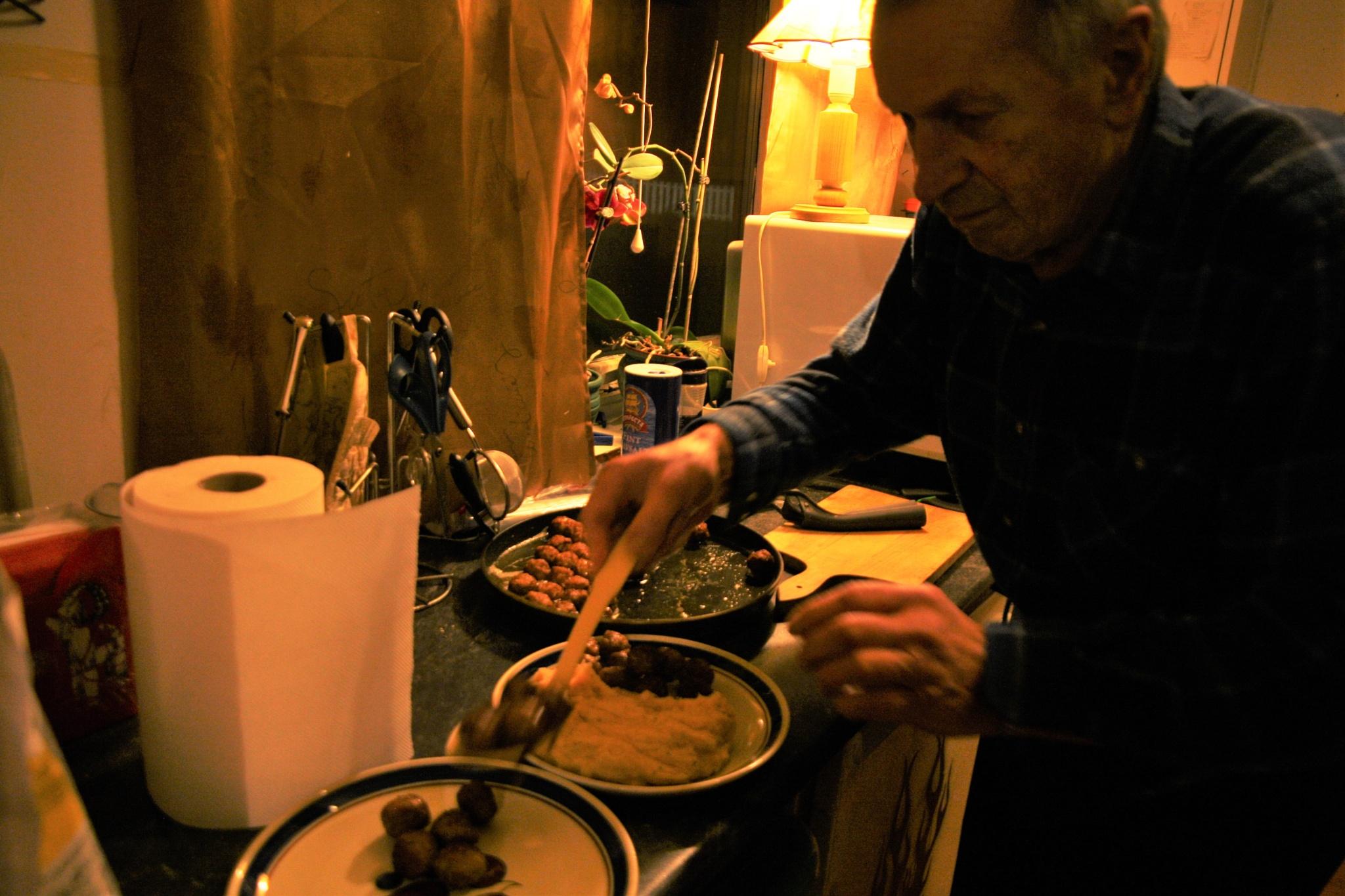cooking by vidar mathisen