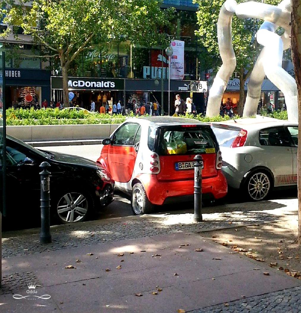 smart parking by odda