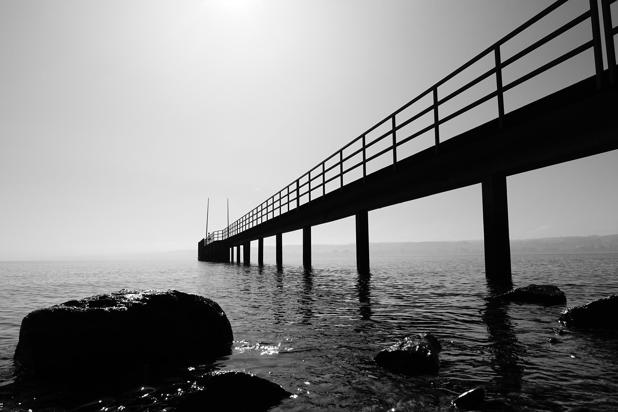 pier by Tom Eppelin