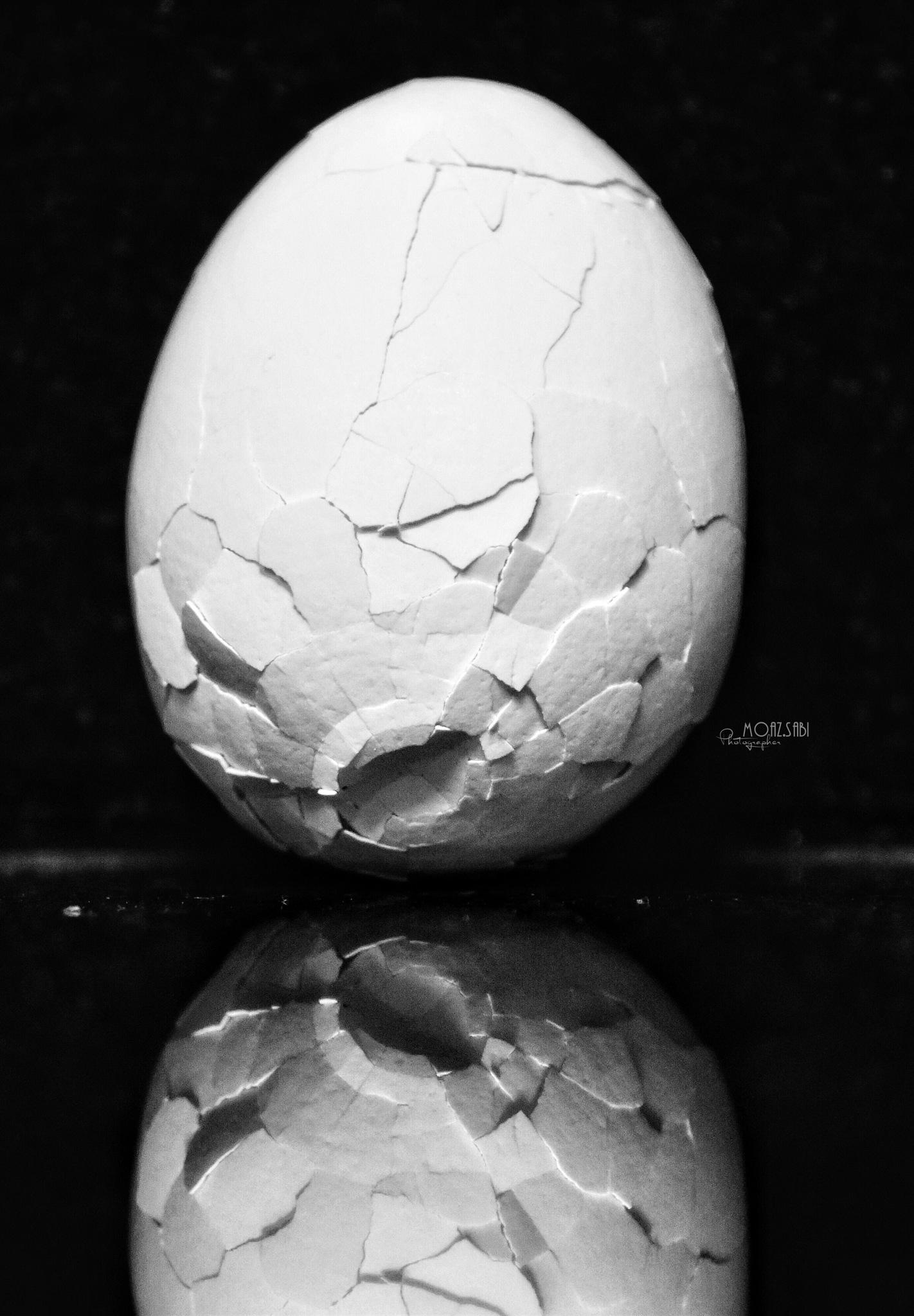 Broken Reflection  by Moaz Sabi