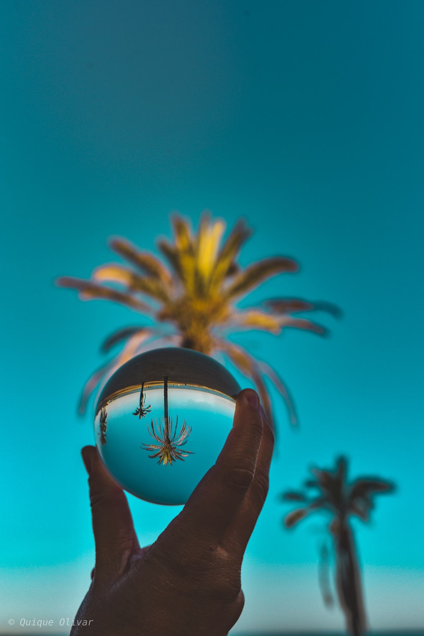 LensBall by Quique_olivar