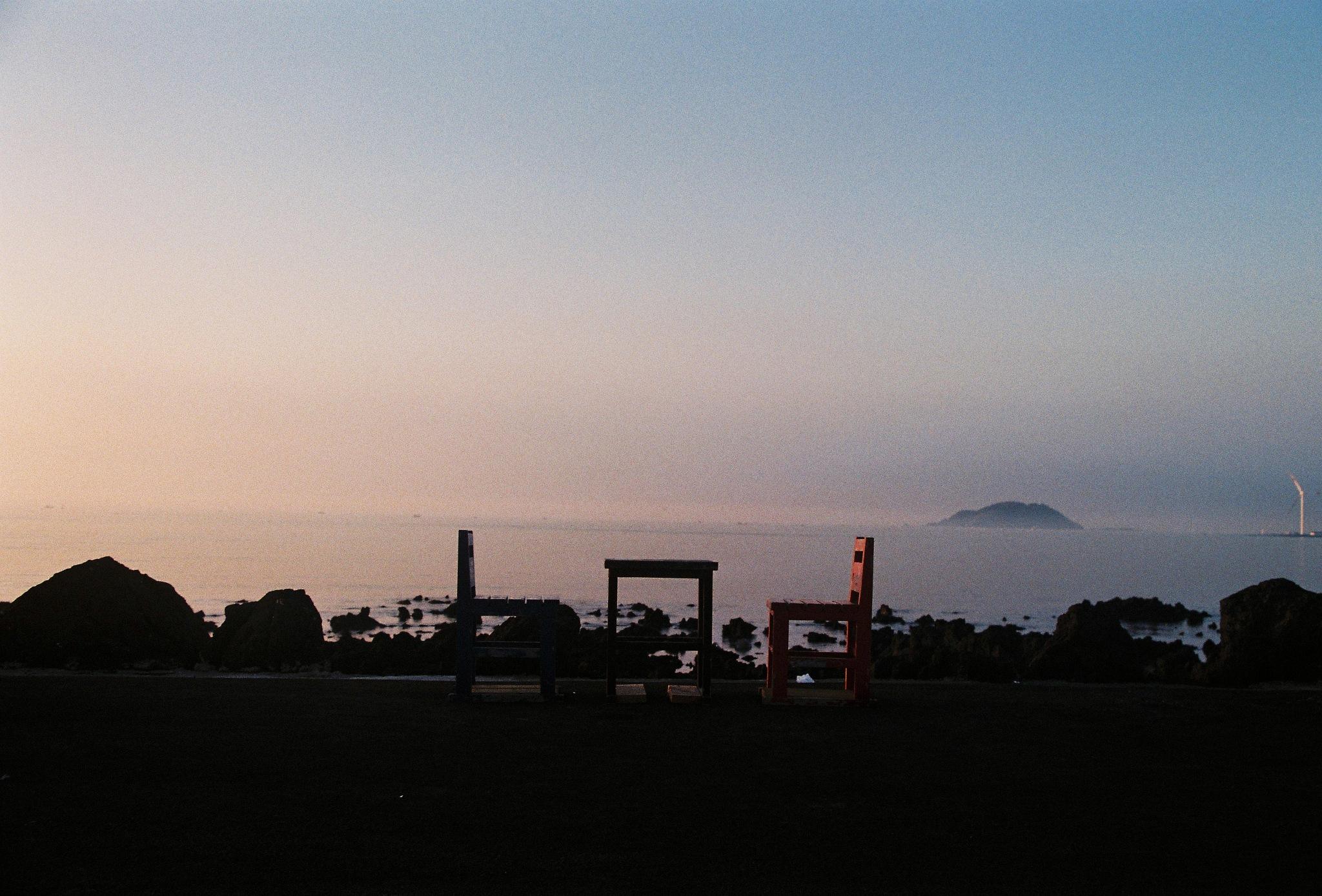 sunset by SEOKHO YOON