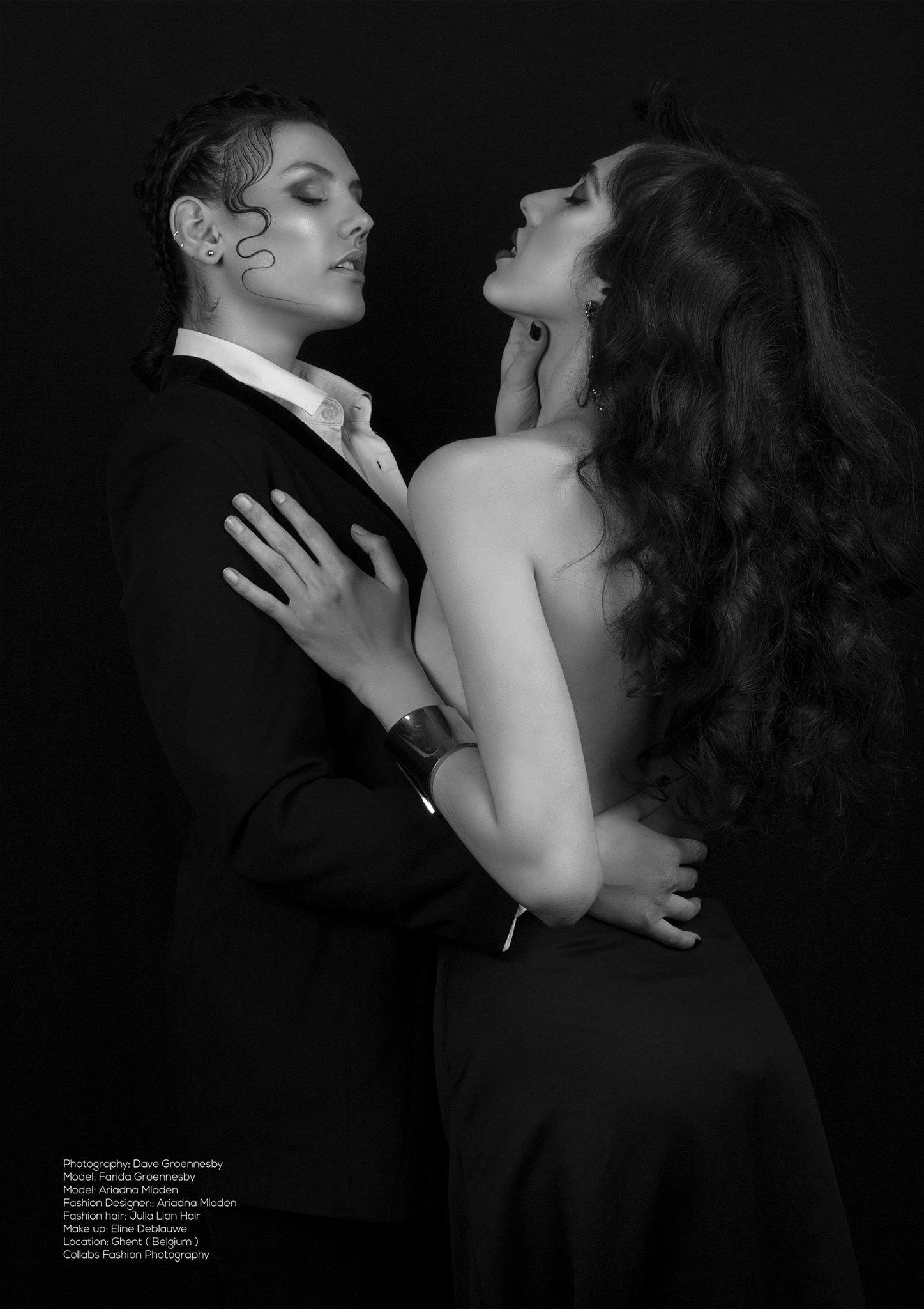 Come closer by Ariadna Mladen
