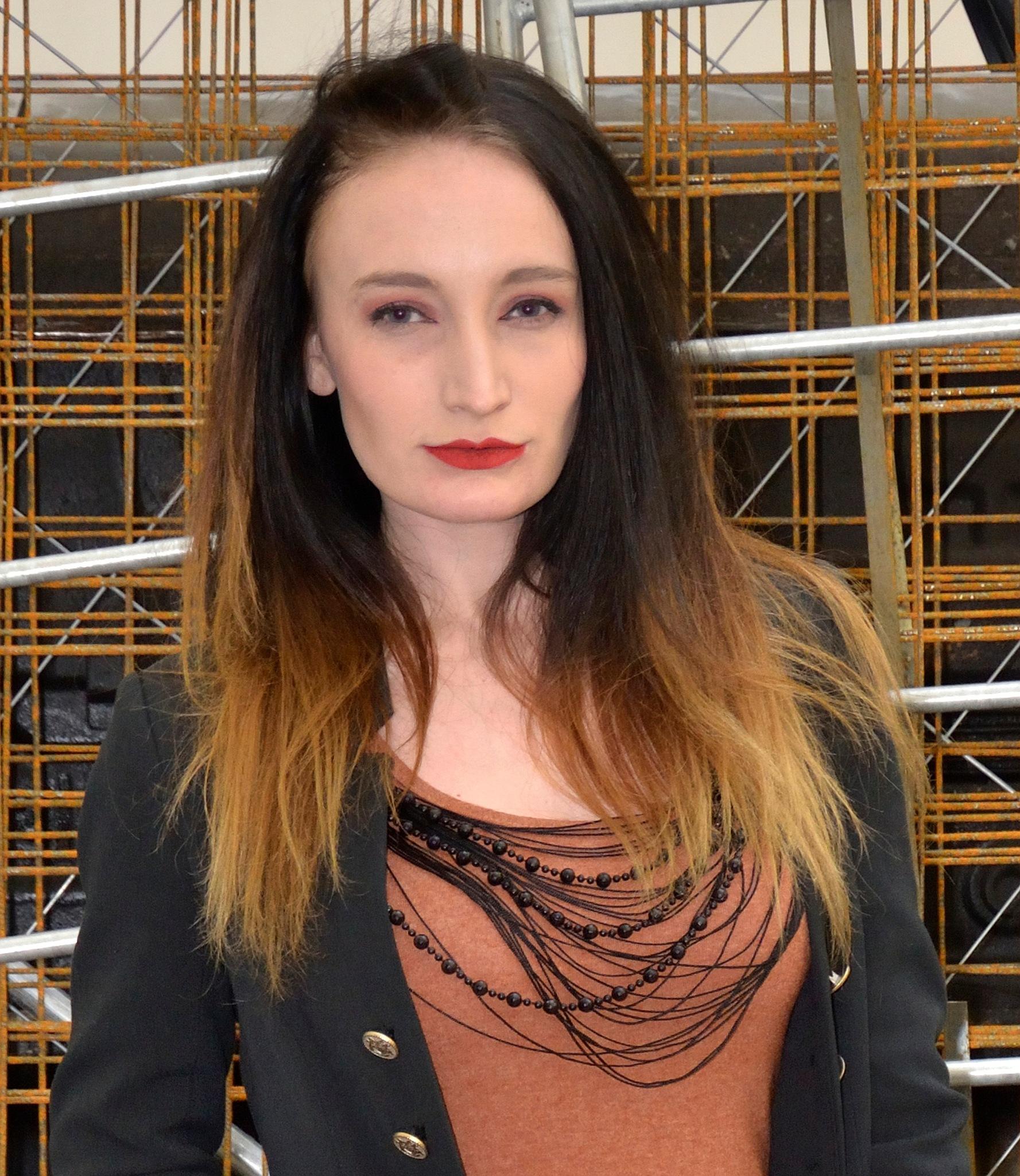 Model Renee Zenia Rasmussen  by Cozstigor