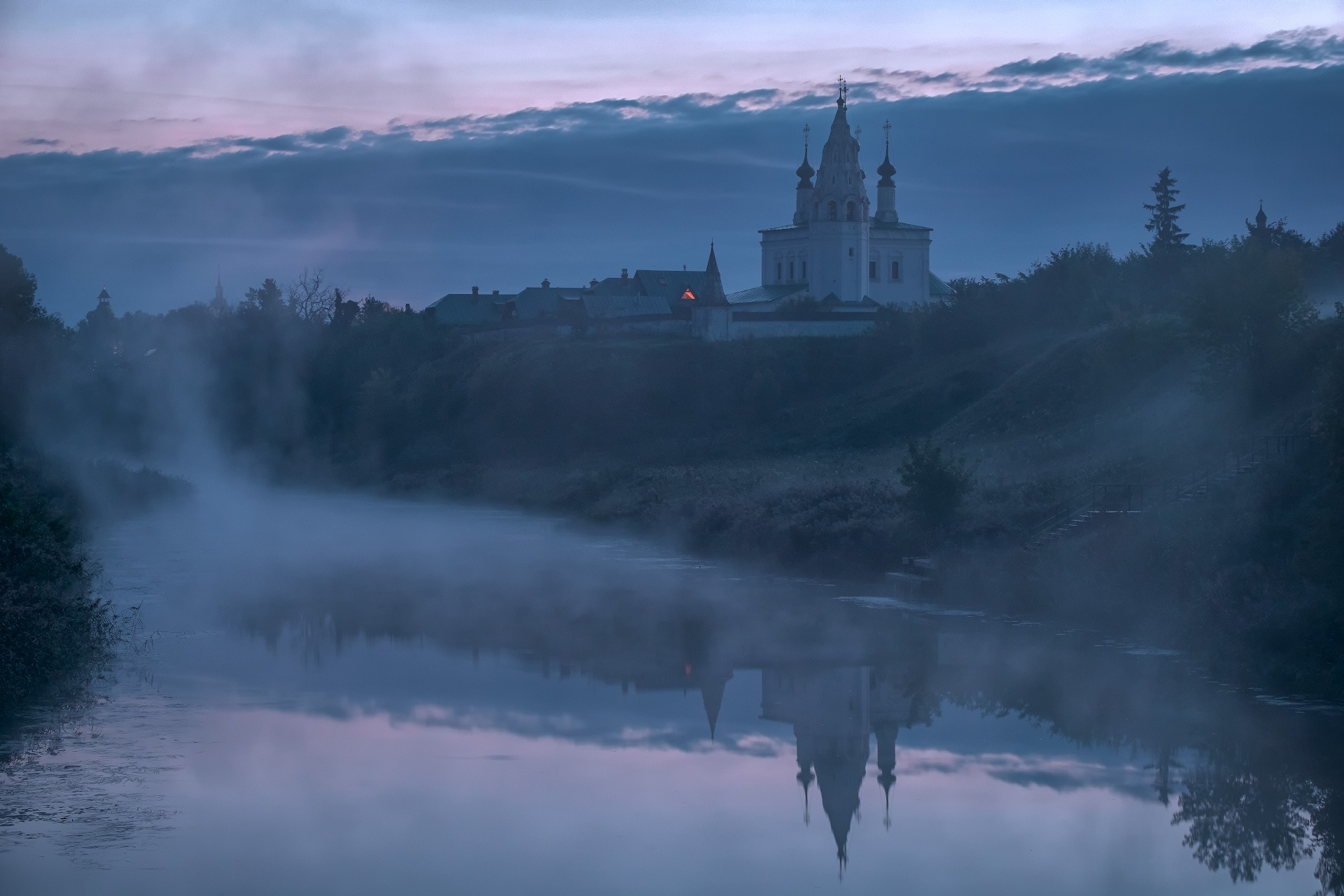 Half an hour before dawn by Andrey Chizh