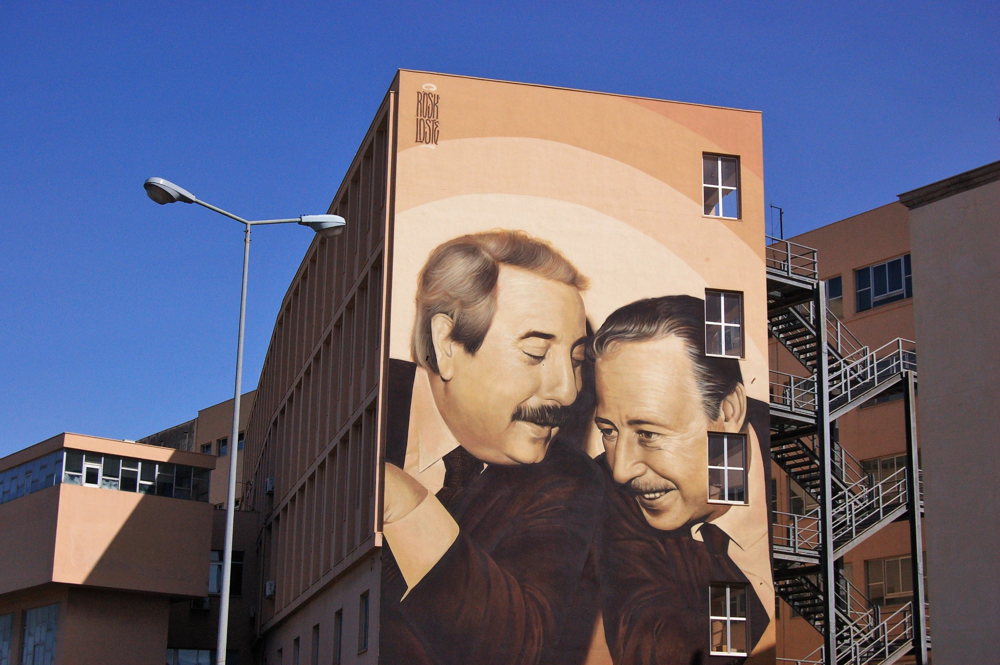 Remembering judges Falcone and Borsellino. by Lisapiera