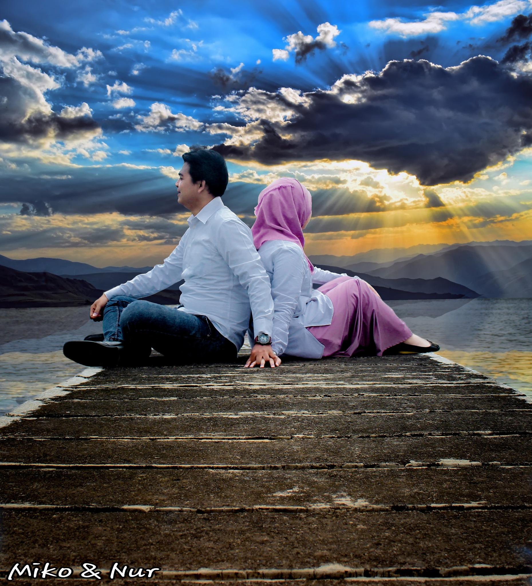 the wedding by Ricky Perdana Adikusuma