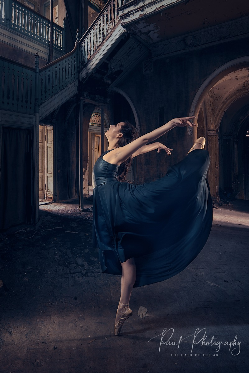 Abandoned ballet by Paul-Photography