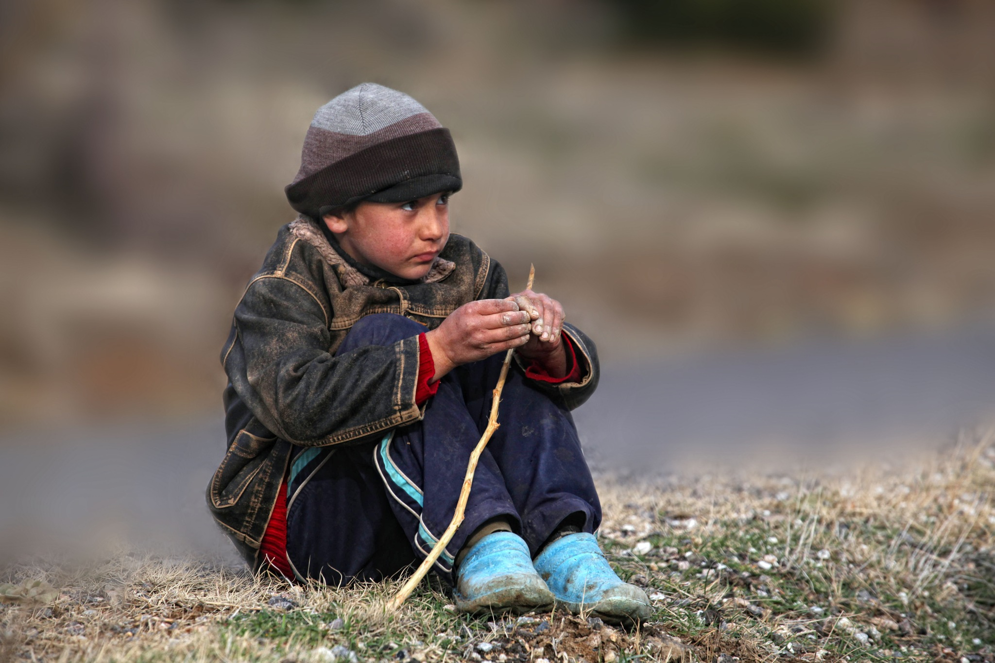 doğada çocuk by AliAltay