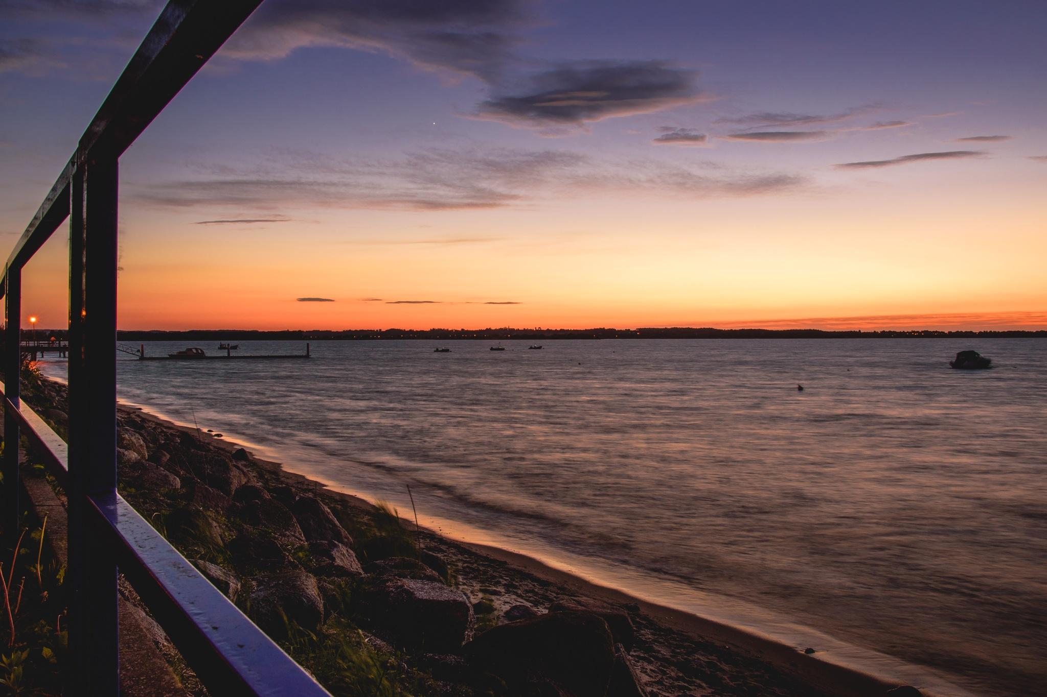 Sunset by Karol Kozak