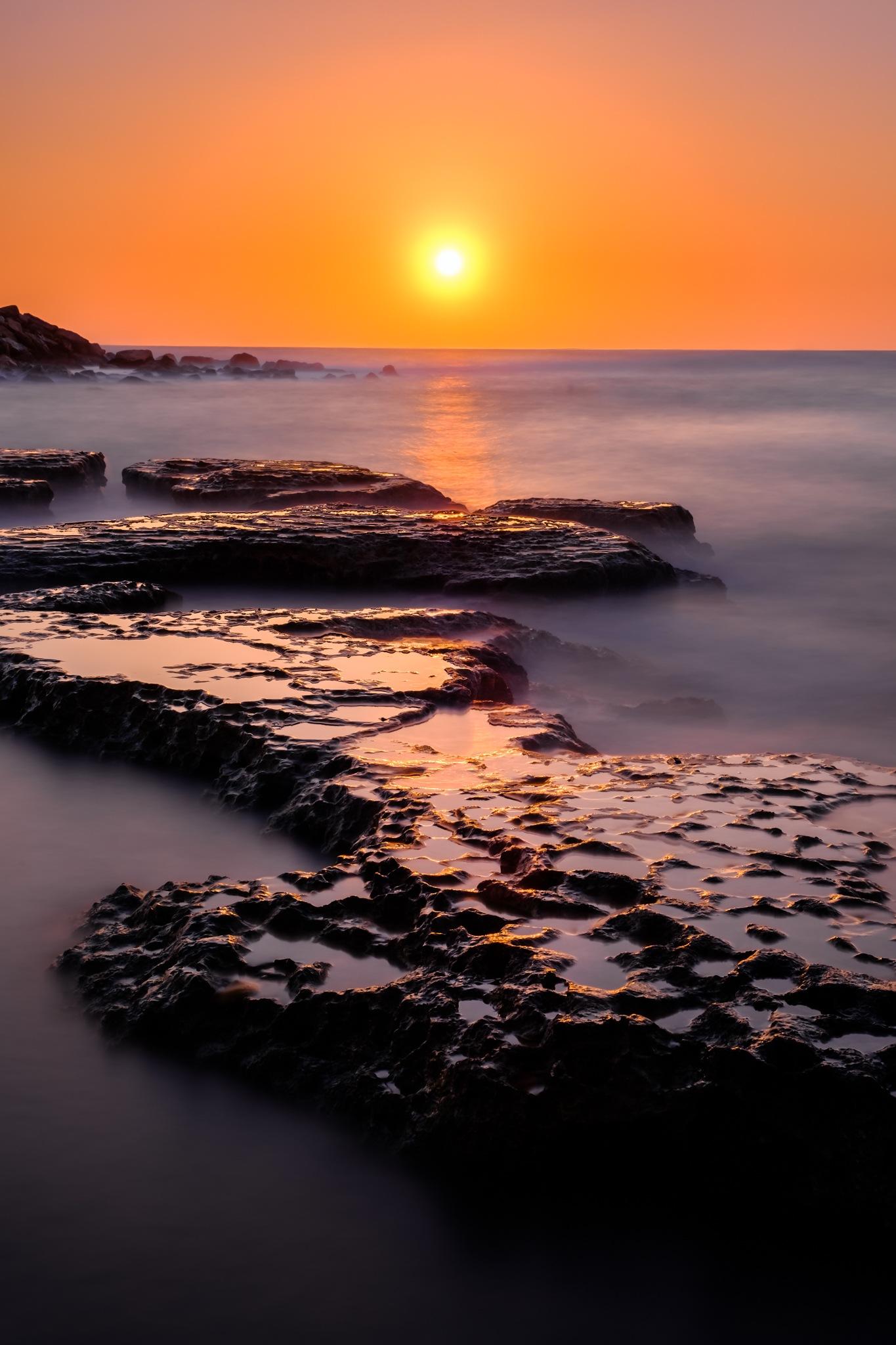 Sunset at Byblos by Alex Maxqvist