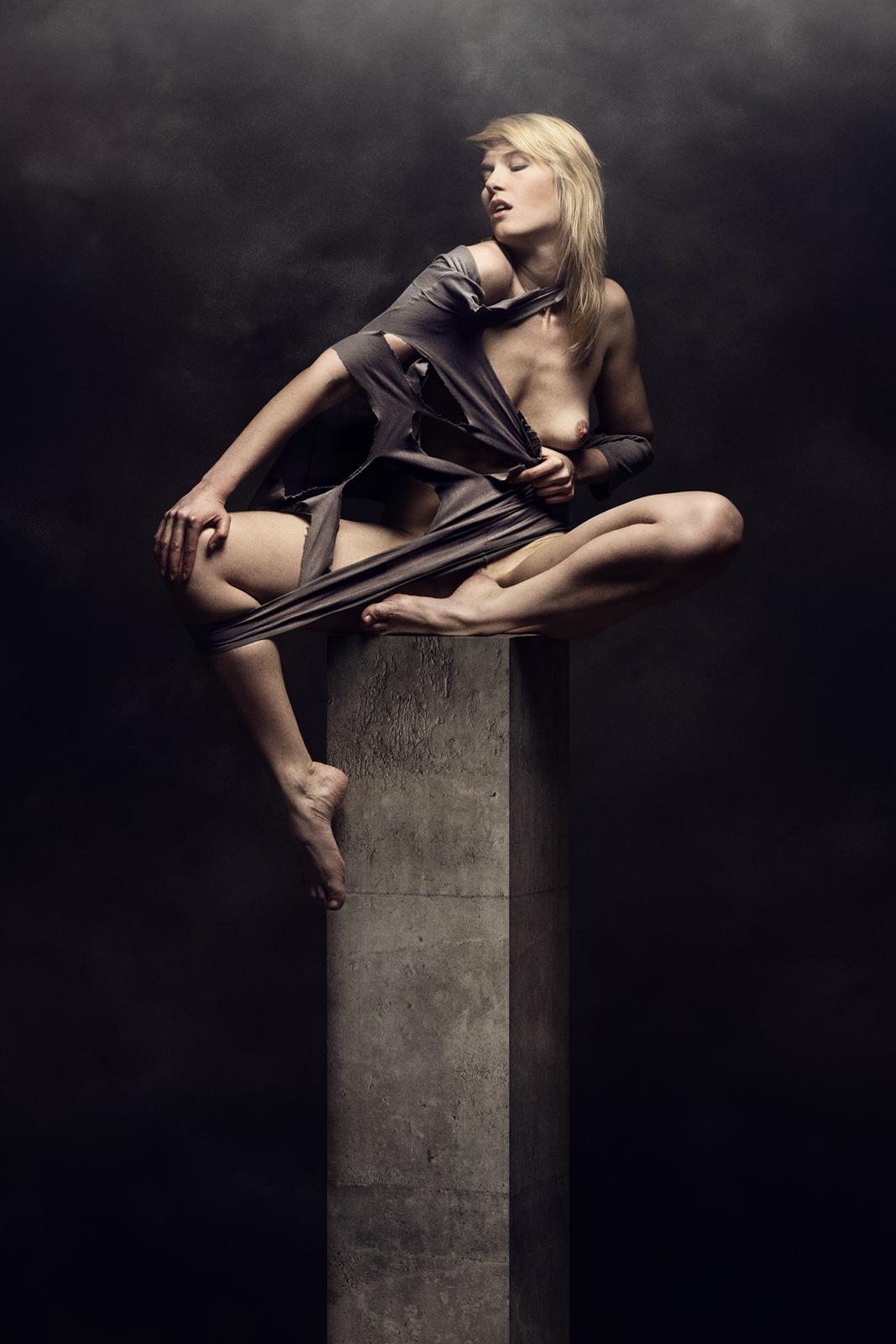 Stylite  by Zelei Peter