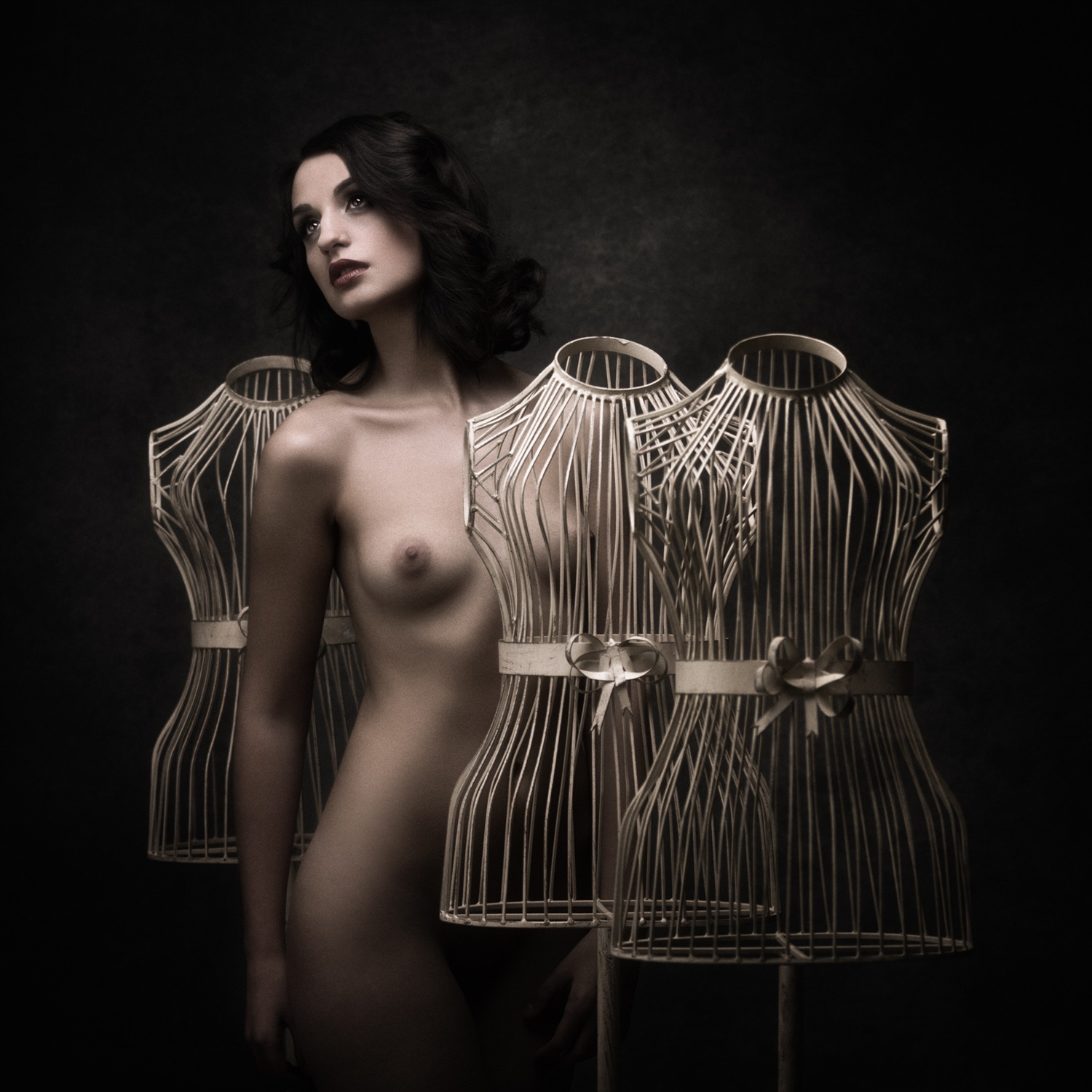 Do the mannequins dream? by Zelei Peter