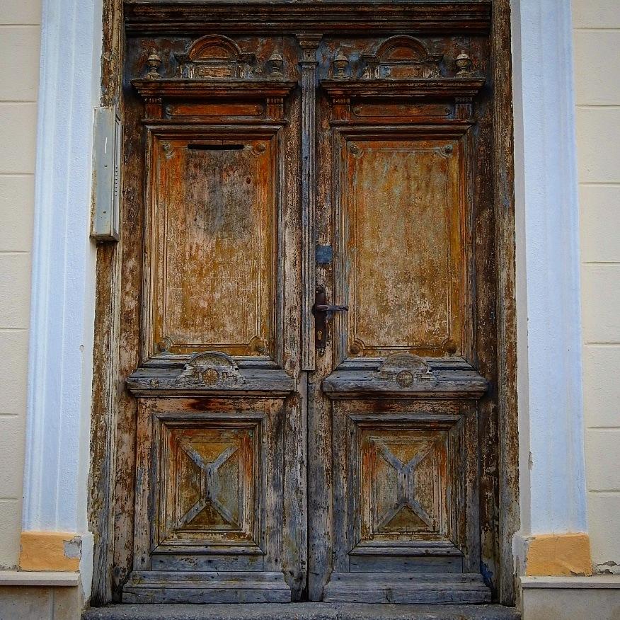 Knock, knock, knocking on... by Szilágyi István
