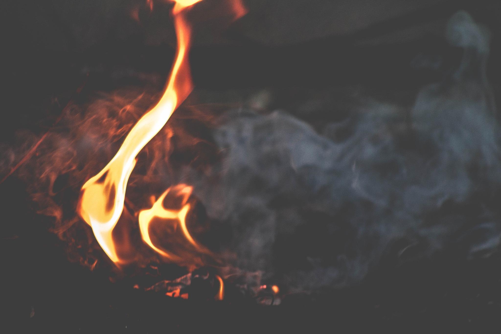 Flames  by Miguel Junior