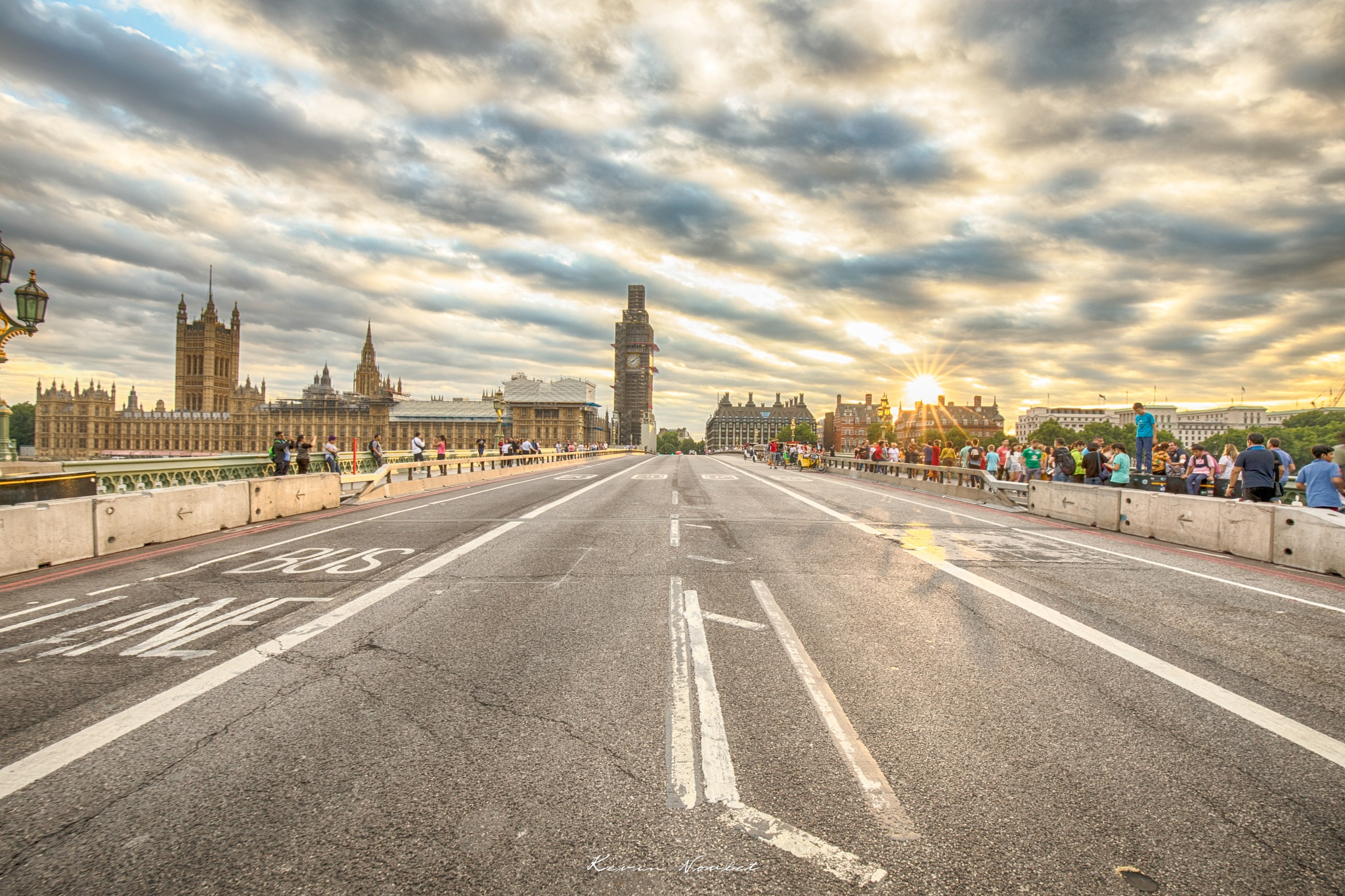 Londen by Kevin Noulet