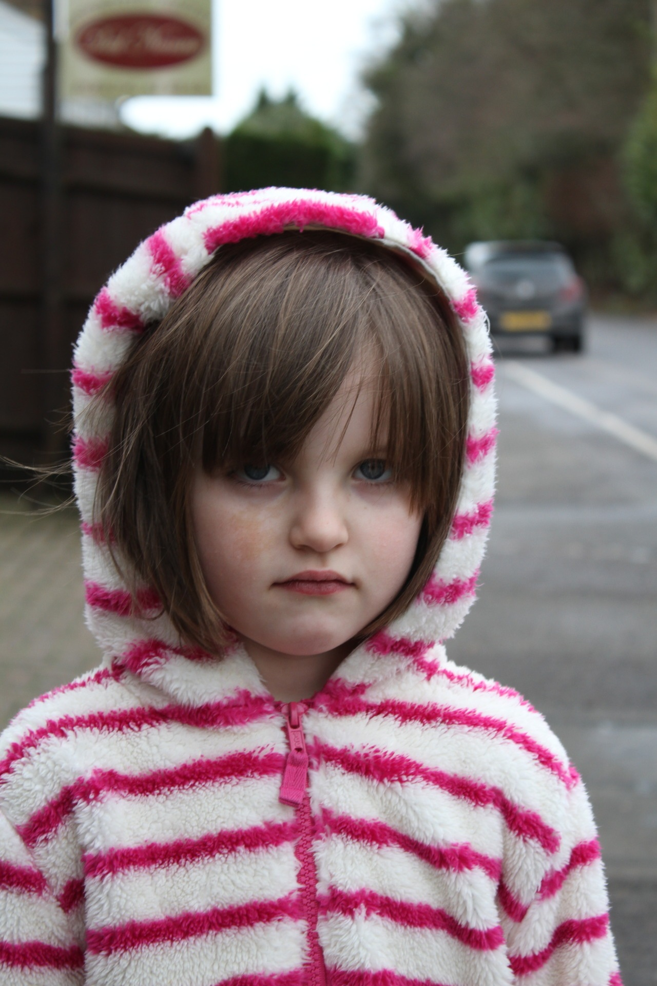 Grumpy Face  by Poppy May Mccollum