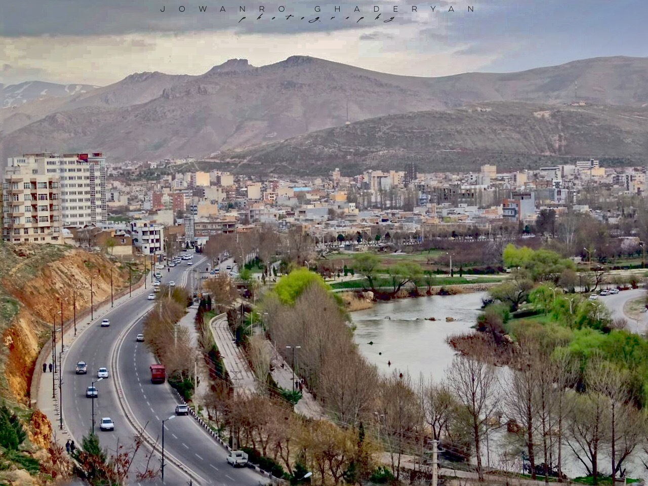 mahabad city  by min_kurdim