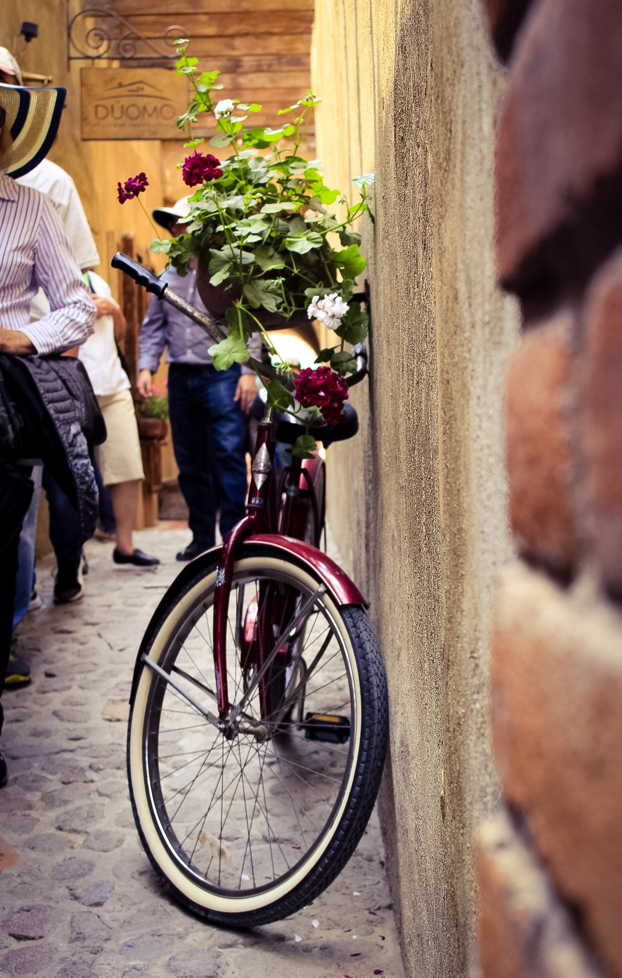 vintage bike by  Fer Badillo