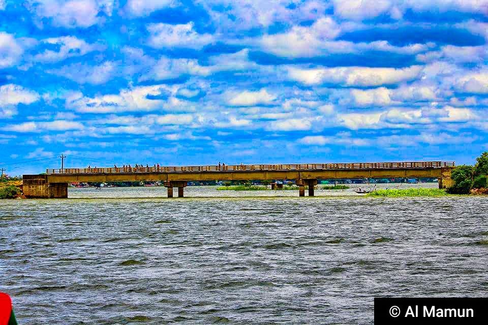 River in bangladesh  by Al Mamun