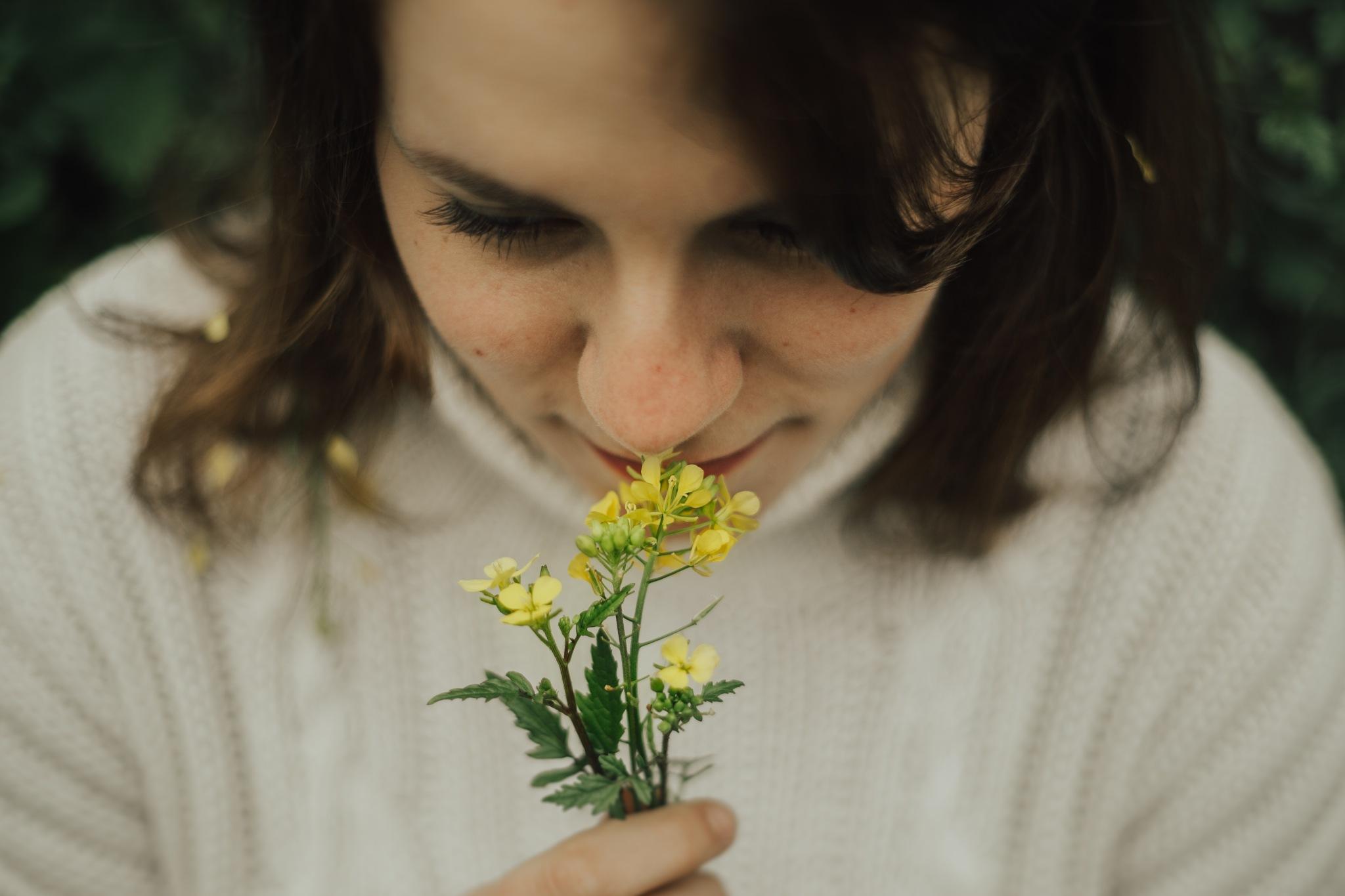 Breathe in by Marta Fuster Ramos