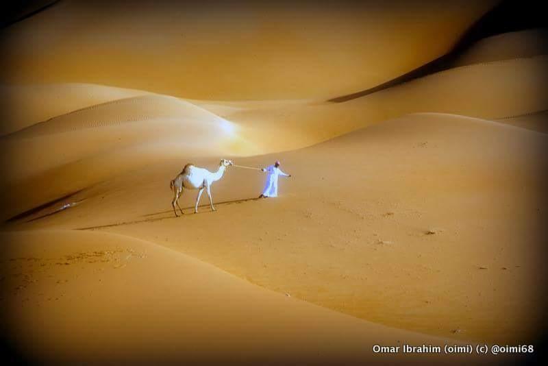 يلا فالحياة مشوار طويل Come on, life is a long trip by Omar Ibrahim