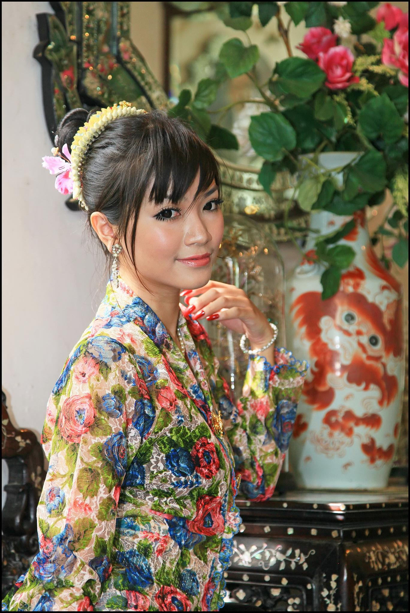 Photo in People #chinese classic fashion #yang lady #people