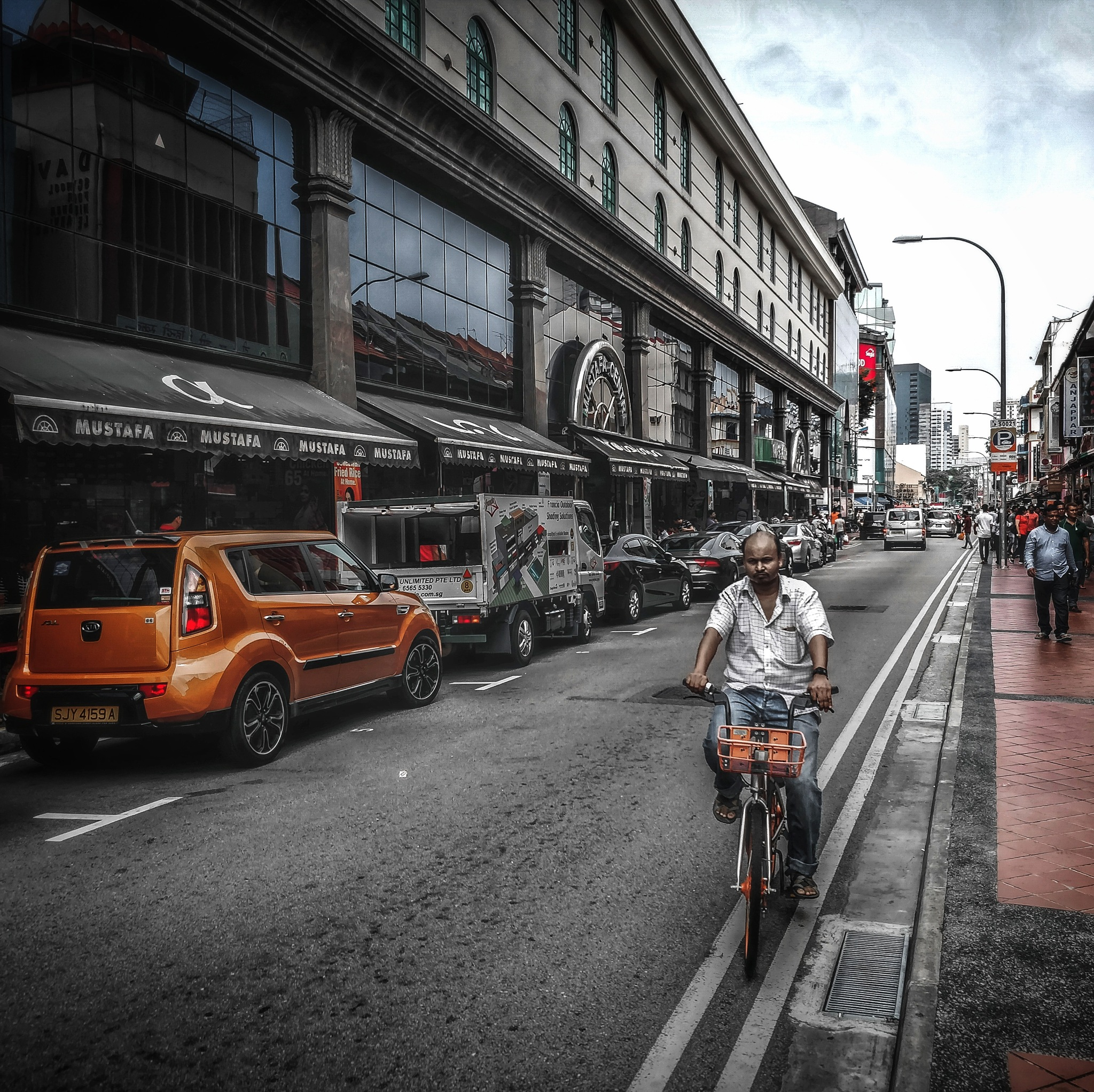 Little India by Rendy H