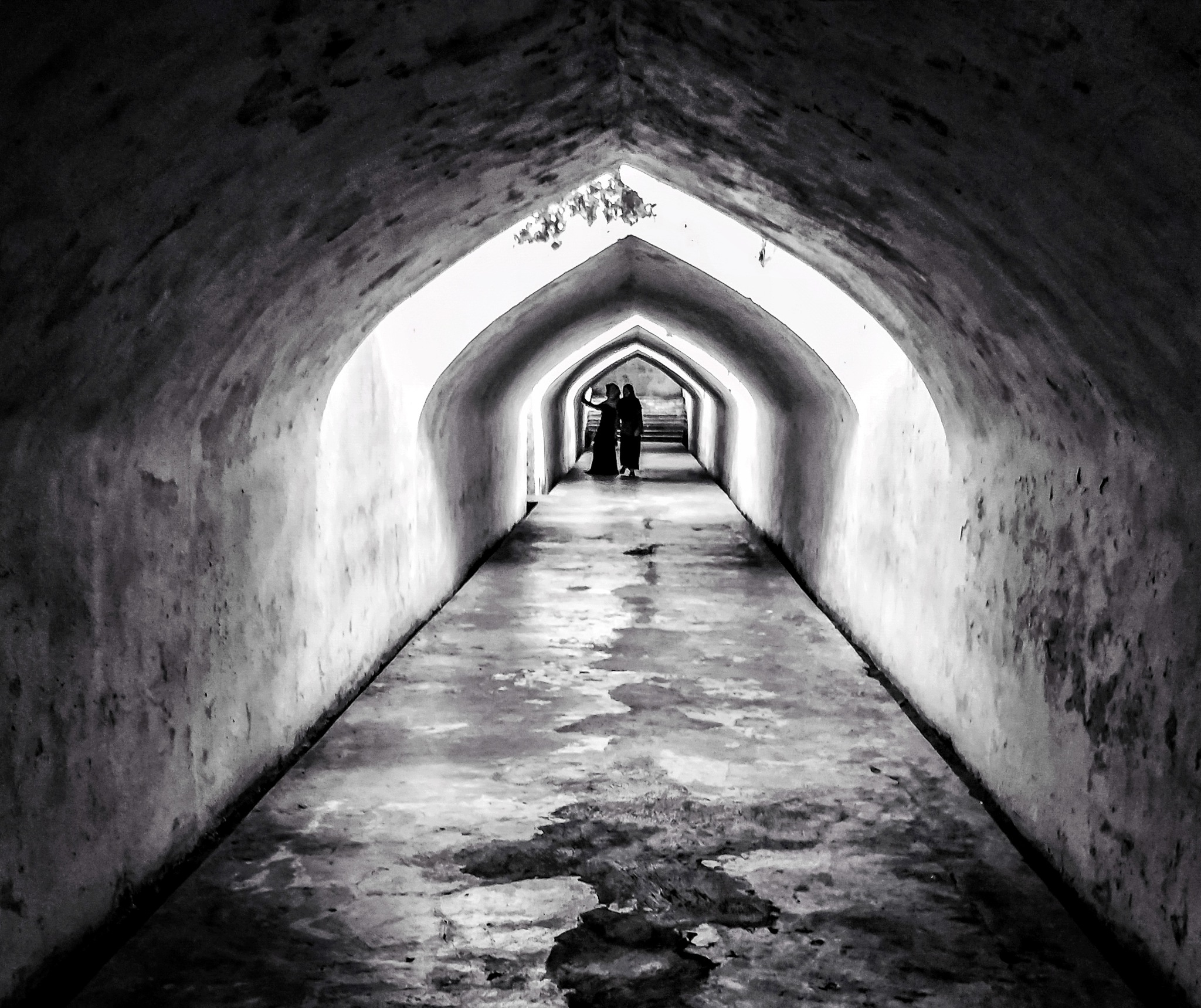 The Tunnel by Rendy H