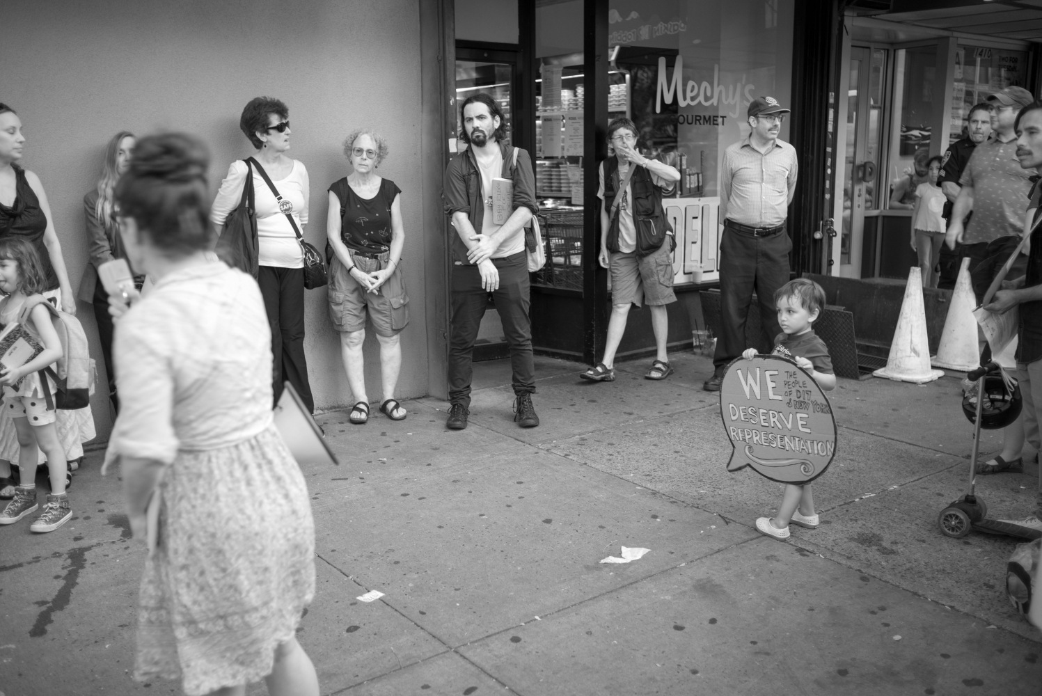Brooklyn / Leica M Monochrom typ 246 / Leica Summicron-M 35/2 ASPH. by Neil Carpenter