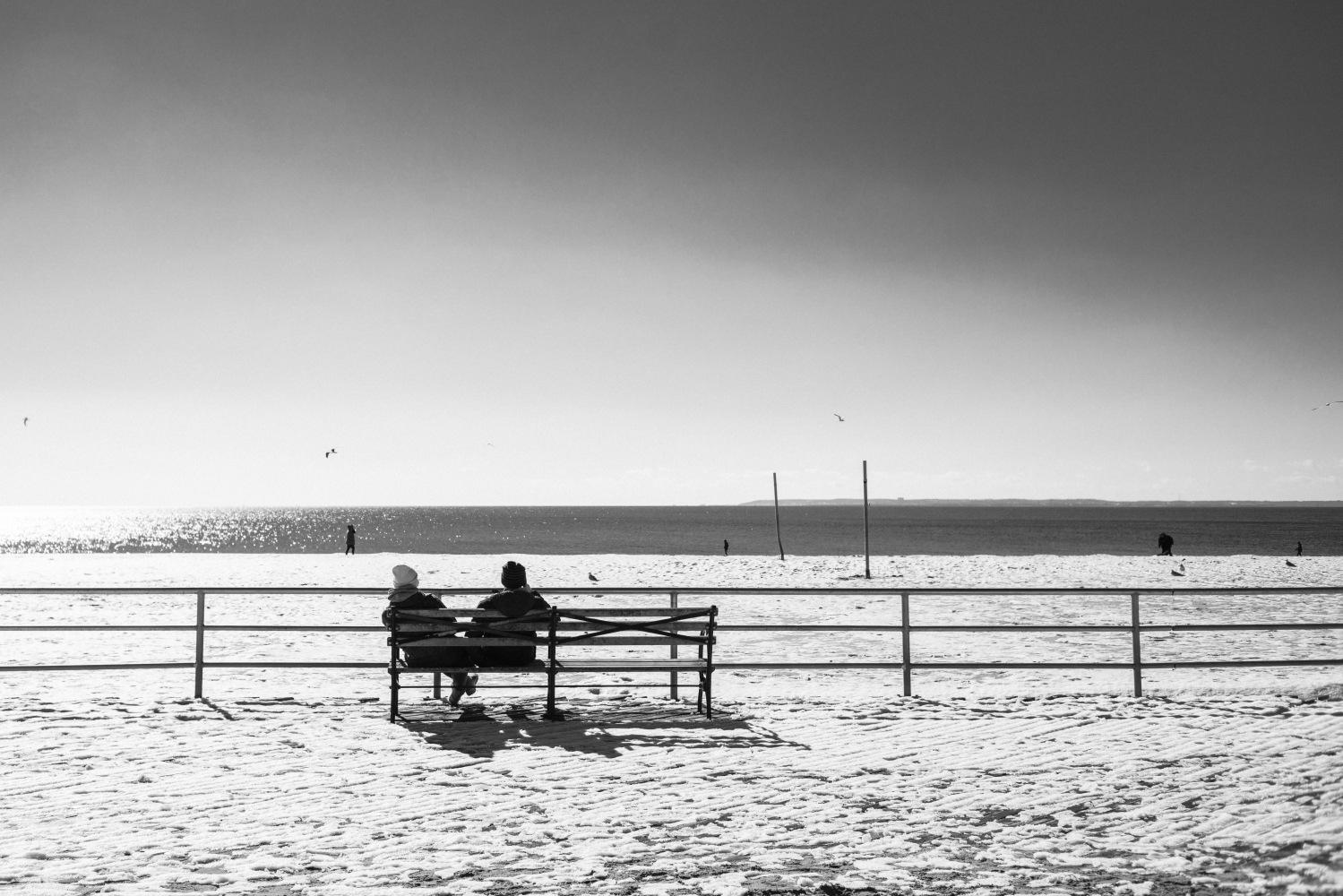 Brighton Beach / Sony A7 RII / Leica 35/2 Summicron-R by Neil Carpenter