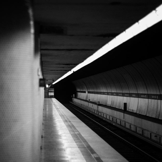 Underground  by Mike Kirscht