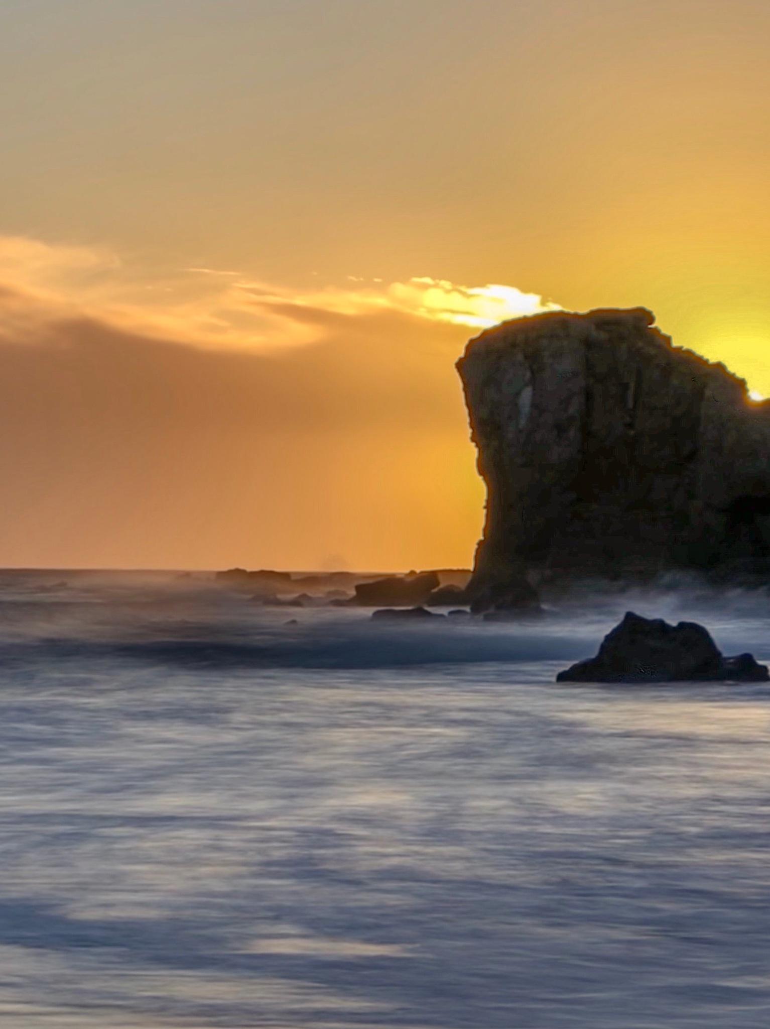 Golden sunrise  by Mark Beadle