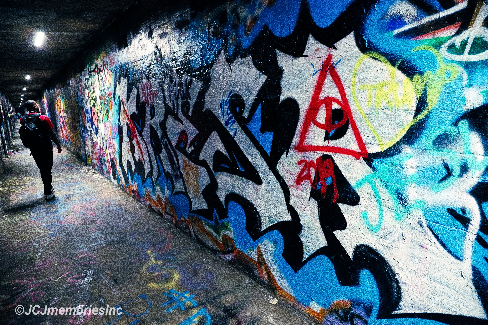 Graffiti #1 by Jaleel Brewer