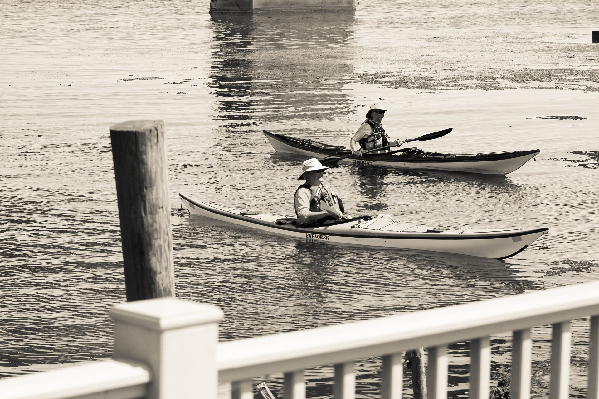 Rowers by Jaleel Brewer