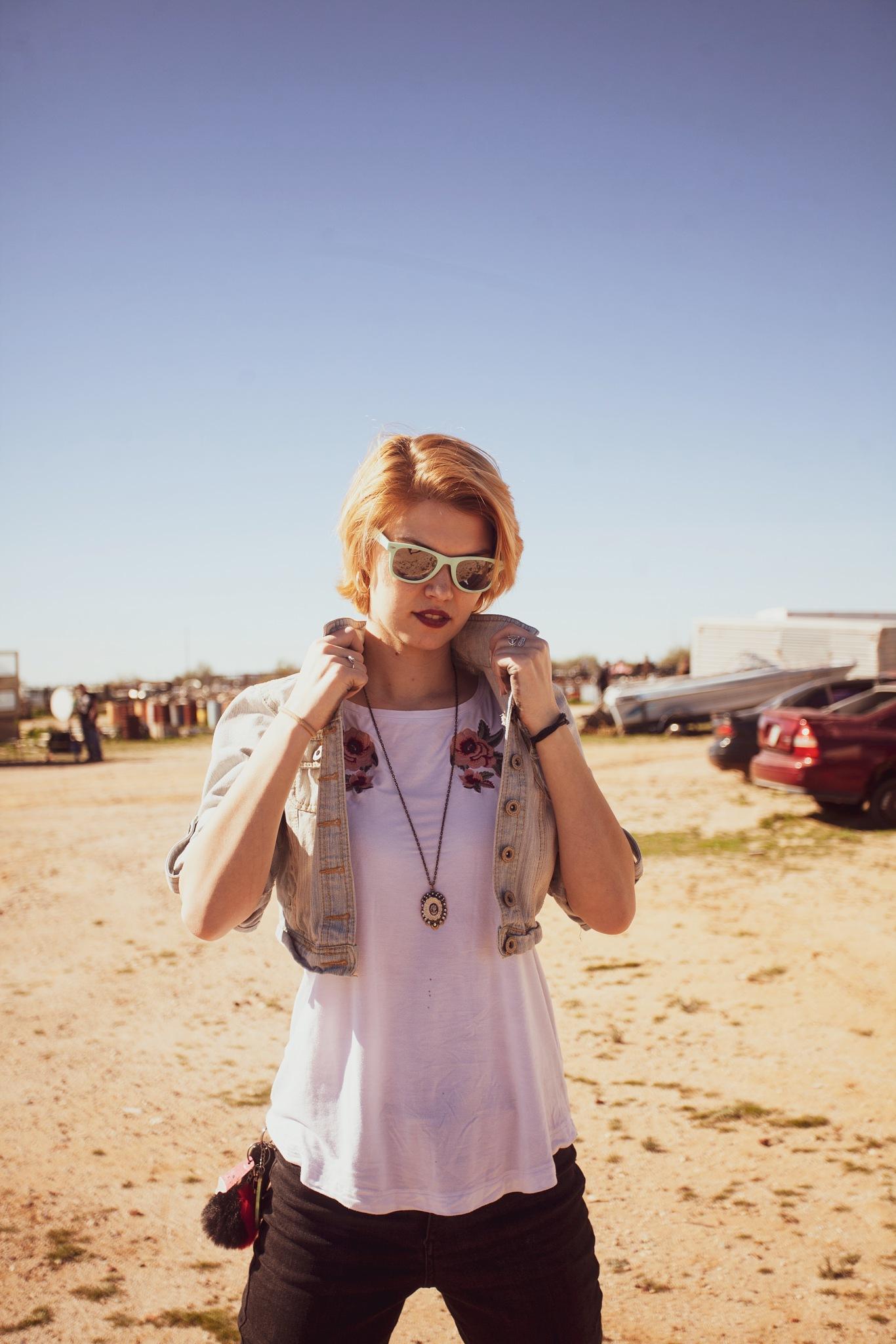 Desert Funk by AZ  Bear Photography