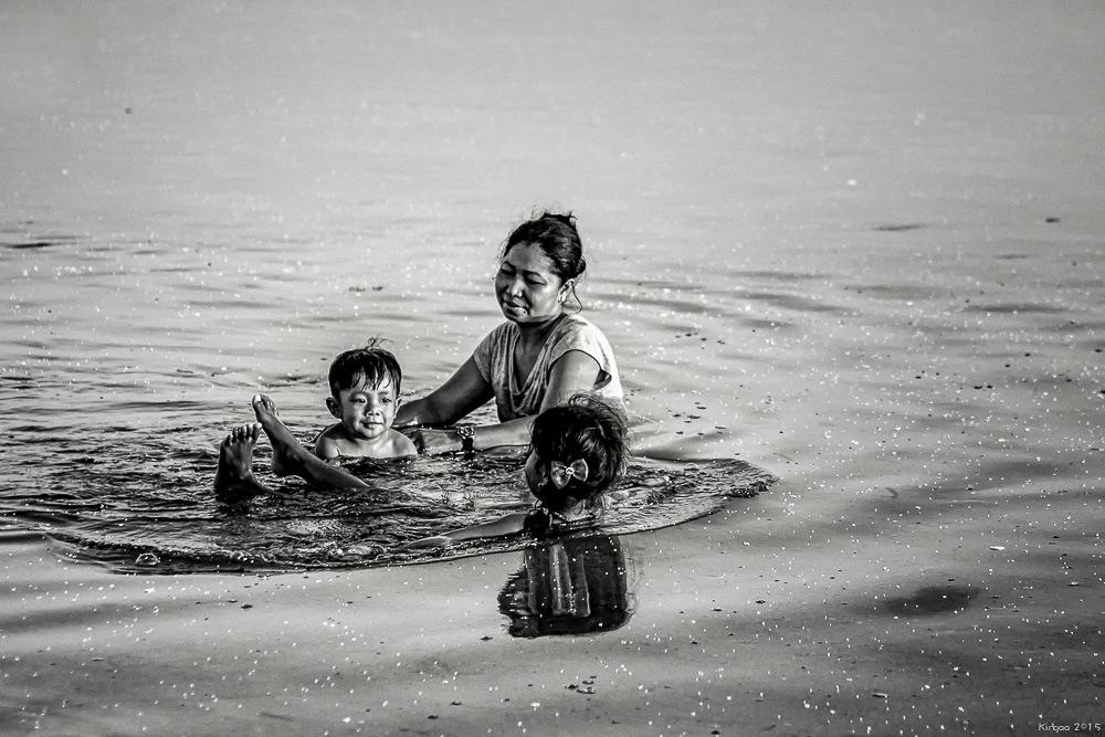 Le bain by kingaa_photography