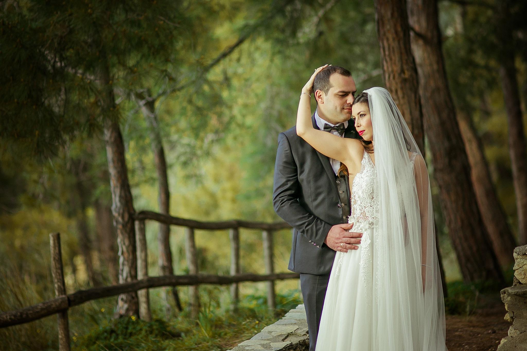 Valentina & Zachos by  Platakis George