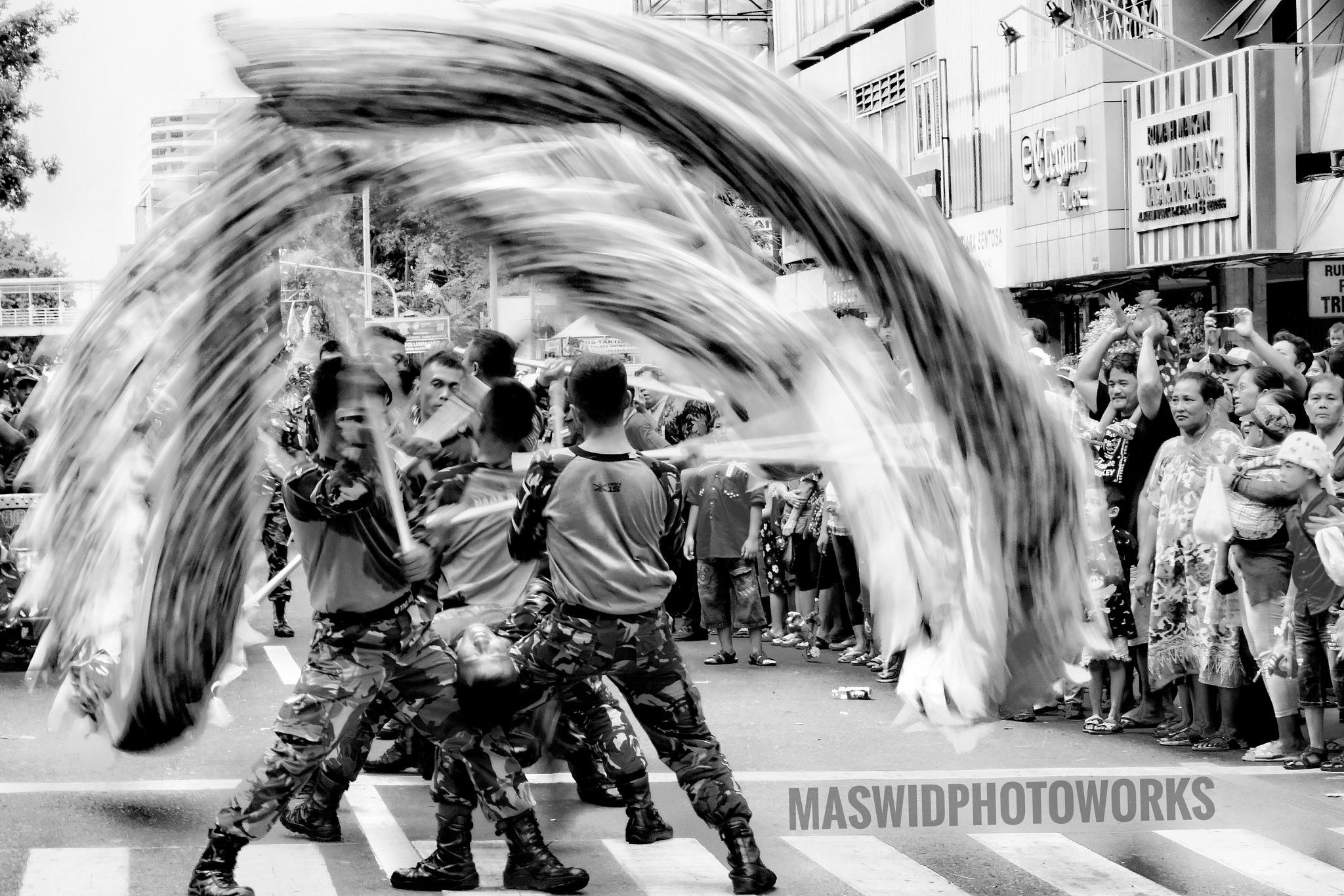 The Dragon by maswidphotoworks