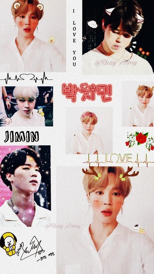 Wallpaper Kpop_bts_park jimin by Ha yoon