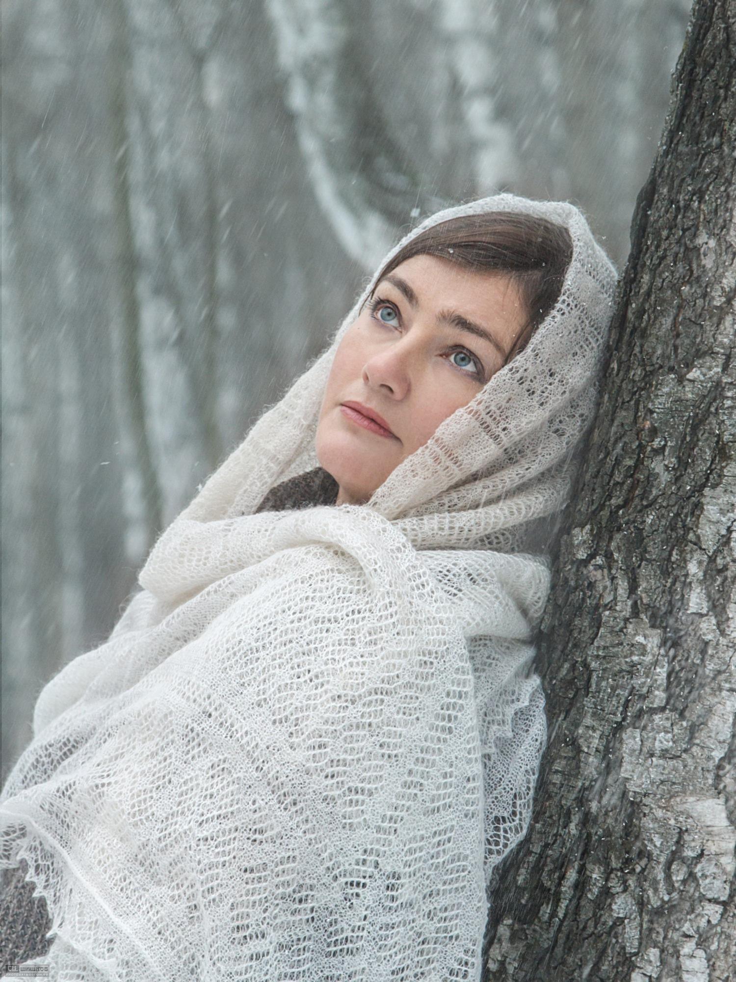 Julia by Sergey Shishkov