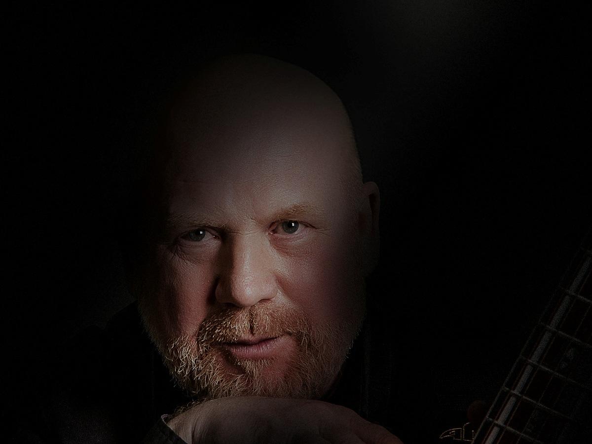 Musician by Sergey Shishkov